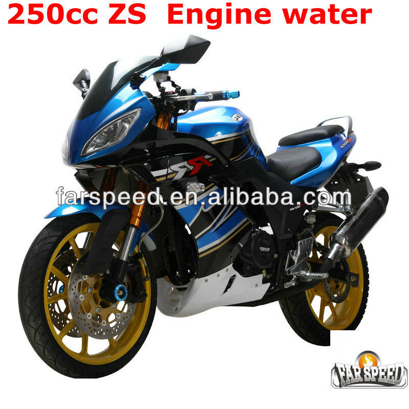 Cee 250cc motocicleta