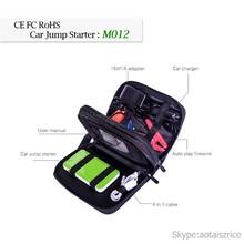 Car emergency jump starter auto car tool kit
