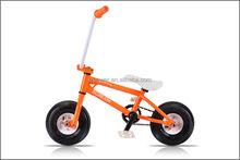 mini bmx,orange color 10inch bmx bicycle, cheap bike