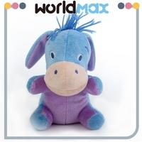 2015 plush stuffed donkey