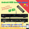 Android lemon KTV karaoke player with Full HD1080P Support Air KTVSupport over 3TB up to 16TB Hard disk