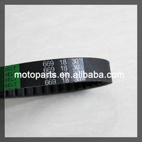 Motorcycle drive 669 18 30 belt for OEM motorcycle and scooter go kart