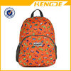 Top quality exported polyester cheaper cartoon school bags