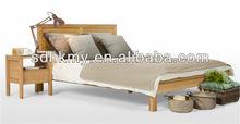 Aarhus king size bed 2100*1740*950mm