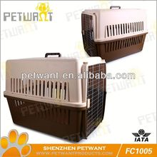 luxury dog kennel with walking wheels fc-1005