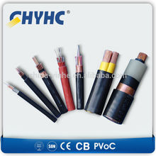 600/1000V XLPE Insulated Sheathed, Steel Wire Armoured LV external power cable