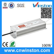 LPV-80-24 IP67 CE waterproof led power supply 80w 20vdc