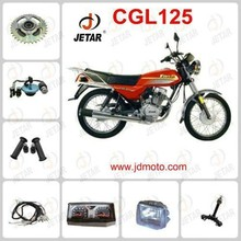 CGL125 motorcycle spare part Shock Absorber & Steering Damper & Tire & alloy wheel