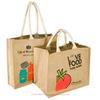 PROMOTIONAL JUTE BAGS WITH COTTON WEBBING SOFT HANDLE,KOLKATA,INDIA