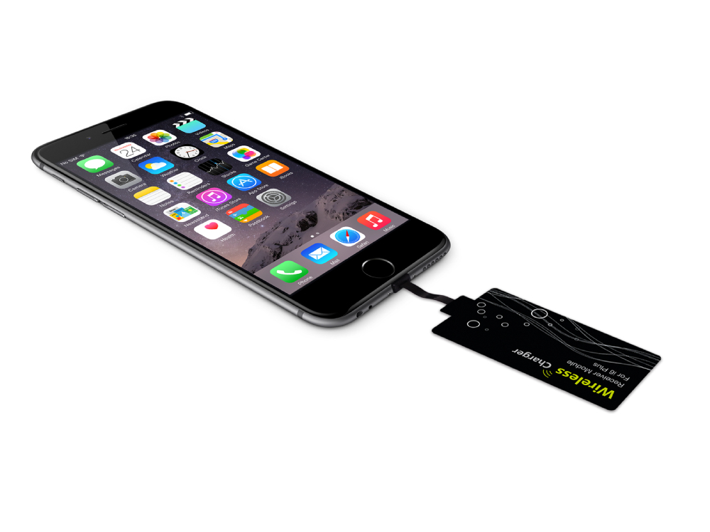 qi wireless charger adapter for iphone5 5s 5c for iphone 6. Black Bedroom Furniture Sets. Home Design Ideas