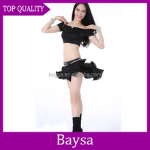 2015 Sexy belly egyptian latin dance costumes china belly dance costume wings BD-140