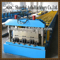 trapezoid metal roof sheet panel deck floor roll forming machine