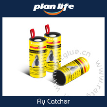 Rubber Sticky Trap Lure Flies Hanging Fly Glue Paper Roll Lure Flies