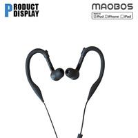 Waterproof Running earplugs For Apple,iPod earphones