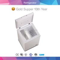 Chest Freezer In 100L Top Door With Handle Locks