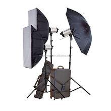 singoli di alta qualità colore caldo la fotografia del prodotto di illuminazione kit