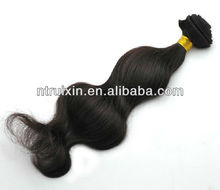 100% brazilian hair weave human hair extensions 6A top quality factory price whosale