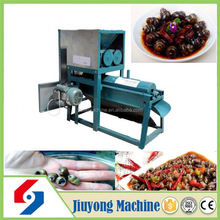 affordable and practical River snail meat and shell separating machine