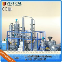VTS-DP Used Oil Change Machine for Cars, Trucks, Waste Oil Refinery Machine
