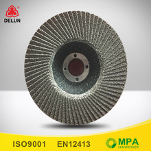 "4"" 100x16mm High efficient flap disc for metal,grinding disc and cutting disc"