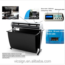 VICSIGN HSQ1600 plotter cutter real USB driver compatible with Coreldraw