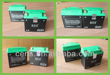 12v lifepo4 lithium rechargeable battery