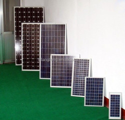 2014 Hot Selling China Manufacturer 130W-140W-150W-160W Solar Power System