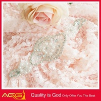 fast delivery decorative napkin rings holders for wedding party beaded laces wedding dress