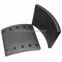 ceramic bpw brake pad for truck