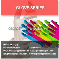 latex obstetric gloves