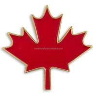"Canadian Maple Leaf Canada 1"" Lapel Pin"