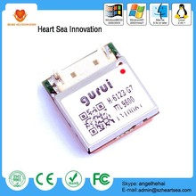 new and 100% original products ublox 7 gps module gurui H-6123-G7 with internal gps antenna