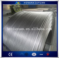Anyang Aluminium Calcium/AlCa alloy flux cored wire makeup Supplier China