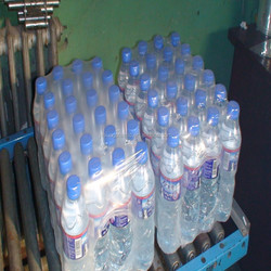 Thermo Heat Shrink Plastic Film For Drinking Bottle Packaging