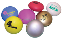 High quality stress balls wholesale 63mm custom logo soft ball