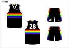 custom latest high mens basketball uniform design