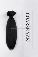 2015 top fashion hot sale stock brazilian hair italian yaki hair