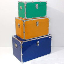 Samples Are Available Antique Clearance Goods Wooden Decorative Trunks