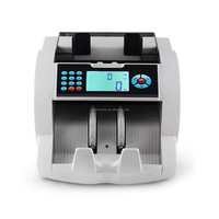 automatic professional bank note currency counting machine note counting machine banknote bill counting machine