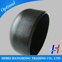1/2 inch cap carbon steel pipe fitting dimensions