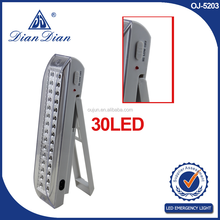 2015 New style high quality rechargeable led torch and home emergency light made in zhejiang