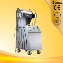 O2 Injection Equipment Supersonic injecting Oxygen for activating skin machine China manufacturer G668A Oxygen jet Beauty