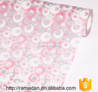 Hot sale sun protection decorative pvc self adhesive wallpaper window glass film