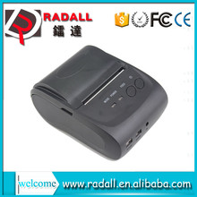 Trade Assurance!! 5802LD 58mm thermal printer android usb smartphone/pc/computer mini bluetooth printer