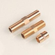 Brass Male Nipple Pipe conector