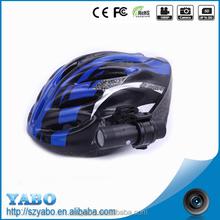720p helmet with built in camera waterproof sport camera helmet motocross video portable camera invisible mini dvr