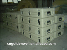 fiberglass case for transit and storage with ISO 9001 approval