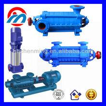 horizontal de alimentación de la caldera de agua de la bomba de etapas múltiples para el agua pura