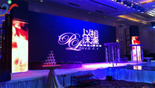 Professional and Transparent Indoor Full Color p2.5 LED Display Wall