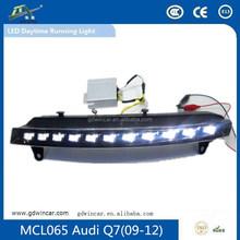 12v water proof led daytime running light Q7 09-12 world best selling products/LED KIT/daytime running light